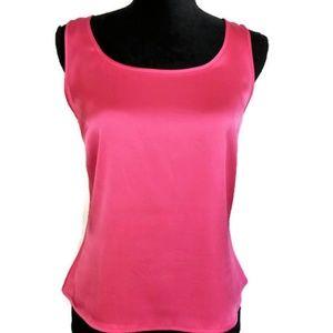 St-John-Silk-Tank-Top-P-Hot-Pink-CB3